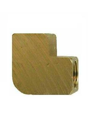 Brass 90 Degree Elbow – EXTRUDED Female x Female 1/8 NPT