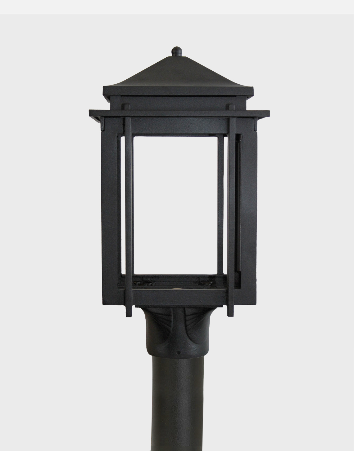 Craftsman Model 1100 Residential Cast Aluminum Gas or Electric Lantern