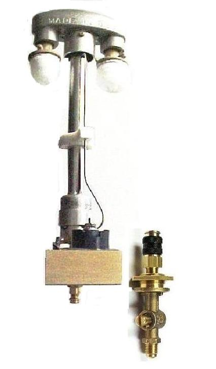 """QuickConnect Igniter/Burner Plug-in Upgrade Kit (with 7/8"""" Nut)"""