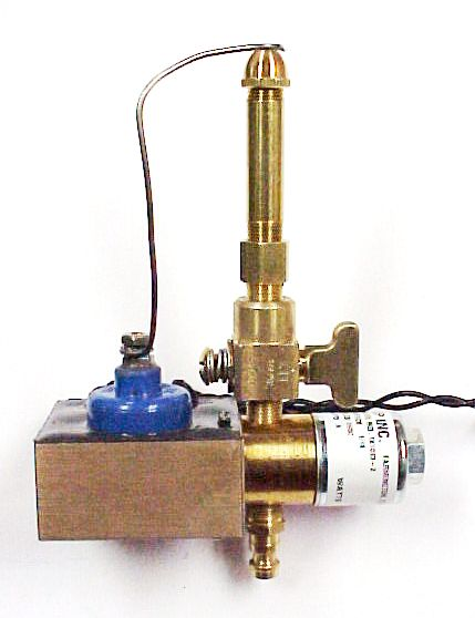 24VAC Automatic  Gaslight Igniter (Ion Sensor) - Open Flame Burner