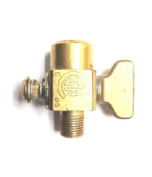 Gas Light Shut-off Valve - 25 Valve Value Pack