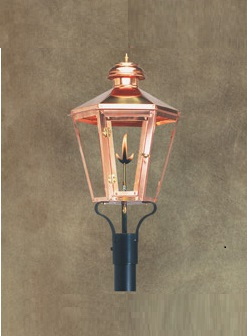 Legendary Lighting - Apollo III Series - Copper Light