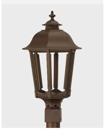 Bavarian Model 1200 Residential Series Aluminum Gas or Electric Lantern