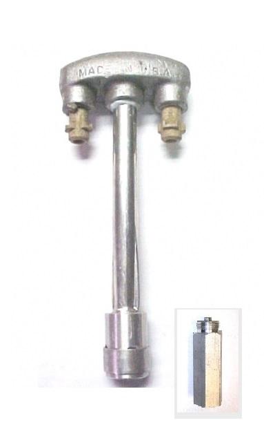 DMI7B - Dual Mantle Inverted Burner
