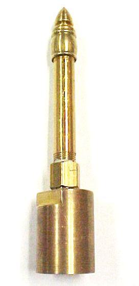 Acorn Tip Open Flame Adapter