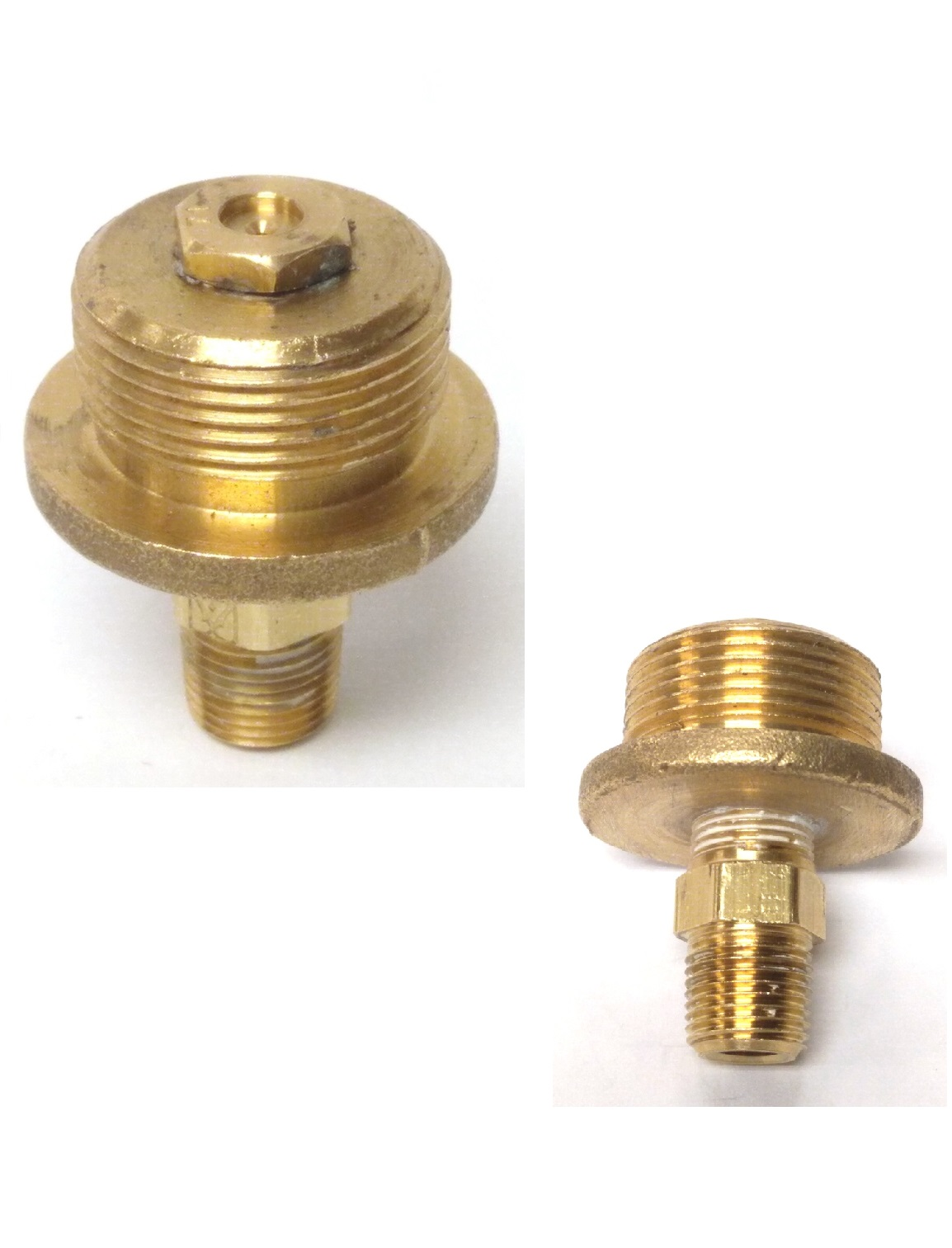 Brass - Mantle Burner Screw Base