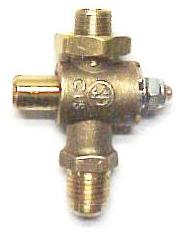 Modified VLV100 Valve - CT- 1/8NPT