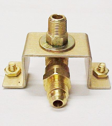 Gas Light Igniter/Burner Mounting Bracket Kit