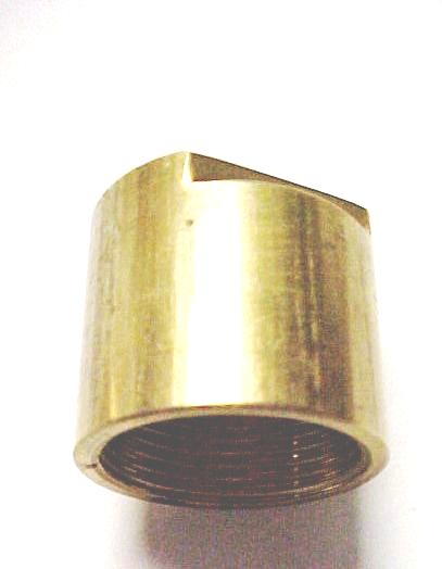 Mantle to Open Flame Burner Adapter Base