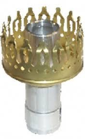 Modern Home Products - Single Upright Burner Assembly