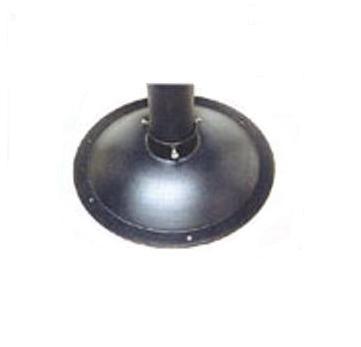 Round Patio Base - Aluminum