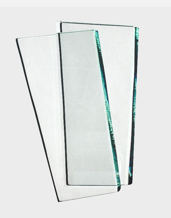 Tempered Flat Glass Pane for 6-Sided Lanterns - Single Sheet